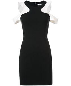 Mugler | Платье С Вырезами На Плечах