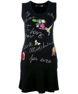 Love Moschino | Graphic Print Dress Size 44
