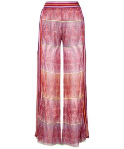 CECILIA PRADO | Knitted Wide Trousers Women