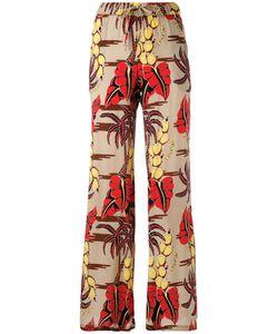 P.A.R.O.S.H. | P.A.R.O.S.H. Print Trousers S