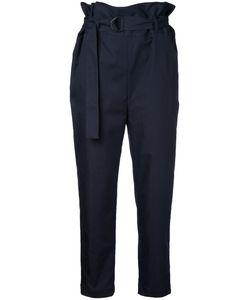 En Route | Paper Bag Waist Trousers 1 Polyester