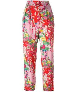 Kenzo | Vintage Print Trousers 36