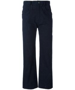 Damir Doma | Posy Cropped Trousers Size Large