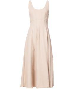 Tibi | Расклешенное Платье-Миди