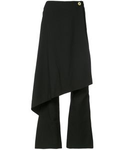 Solace | Layered Flared Trousers Women
