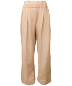 Boboutic | Drop-Crotch Straight Trousers