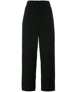 Max Mara | Wide-Legged Cropped Trousers 40 Triacetate/Polyester