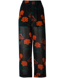 Ganni | Print Trousers Size 38