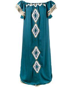 Mochi | Платье С Открытыми Плечами