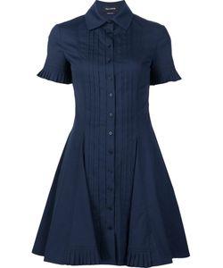 Yigal Azrouel | Плиссированное Платье-Рубашка