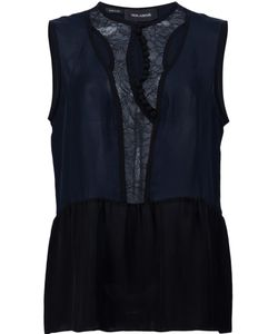 Yigal Azrouel | Топ Lace Placket