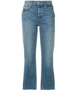 GRLFRND | Helena Straight Cropped Jeans Women