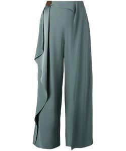 Chalayan | Scarf Trousers 44 Viscose/Acrylic