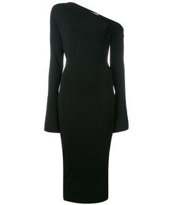 Solace | Asymmetric Neck Dress Size 10