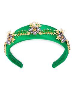Dolce & Gabbana | Декорированный Ободок Для Волос