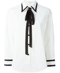 Marc Jacobs | Рубашка С Контрастной Окантовкой