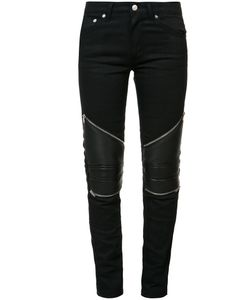 Saint Laurent | Skinny Biker Knee Jeans Size 27