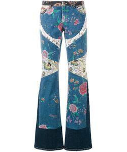 Roberto Cavalli | Enchanted Garden Jeans Size 38