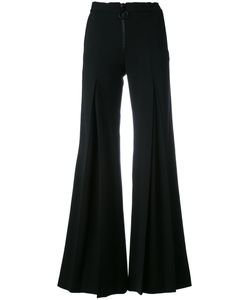 OFF-WHITE | Super Flared Trousers Size Xs