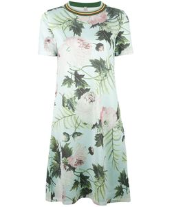 Antonio Marras | Print Dress Small Polyester/Viscose/Polyamide/Spandex/Elastane