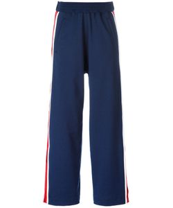 FACETASM | Wide Leg Basketball Trousers Size