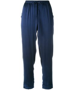 P.A.R.O.S.H. | P.A.R.O.S.H. Cropped Trousers L
