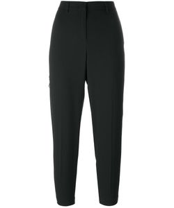 Twin-set | High Waisted Trousers 48 Acetate/Viscose/Spandex/Elastane