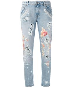 Amen | Embroidery Jeans Size 40