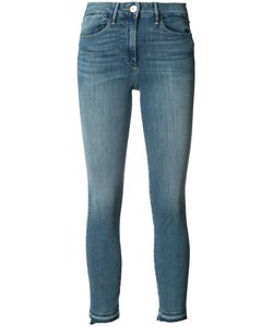 3X1   Skinny Cropped Jeans 30 Cotton/Polyester/Spandex/Elastane