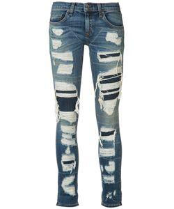 Rag & Bone/Jean | Rag Bone Jean Distressed Skinny Jeans 26