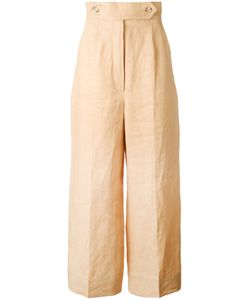 SportMax | High Waisted Trousers 42