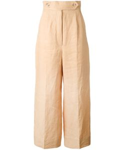 SportMax   High Waisted Trousers Size 40