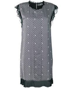 Cotélac | Scallop Print Dress Women 1