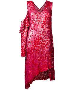 Magda Butrym | Sequin Embellished Dress Size