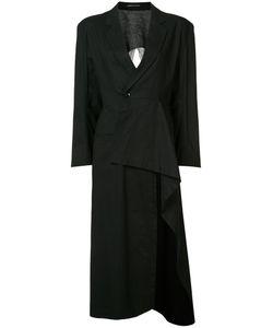 Yohji Yamamoto | Back Fringe Jacket Size