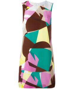 Missoni | Платье Шифт С Абстрактным Принтом M