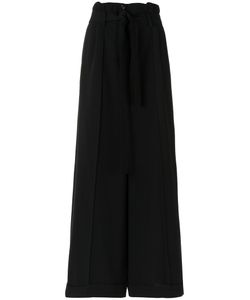 GLORIA COELHO | Wide Leg Trousers
