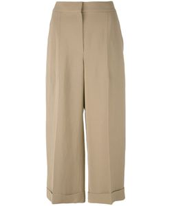 Brunello Cucinelli | Oversized Cropped Trousers