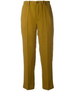 Erika Cavallini | Noa Cropped Trousers Size 44