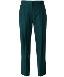 Paul Smith | Pleated Detail Cropped Trousers