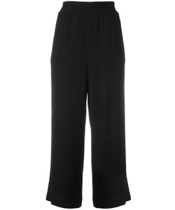 I'm Isola Marras   Elasticated Waistband Cropped Trousers Size 44