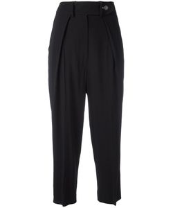 SportMax | High-Waisted Trousers 38 Spandex/Elastane/Acetate/Viscose