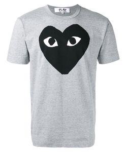 Comme des Gar ons Play | Comme Des Garçons Play Heart Print T-Shirt Medium