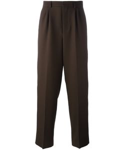 Ami Alexandre Mattiussi | Double Pleat Wide Leg Trousers 38