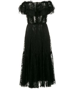 Dolce & Gabbana | Off-The-Shoulder Lace Dress