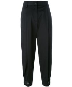 Dolce & Gabbana | High-Waisted Tailored Trousers Size