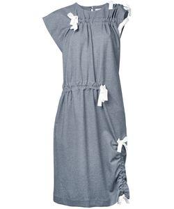 FACETASM | Платье С Завязками