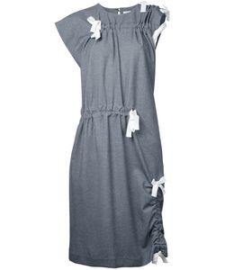 FACETASM | Twisted Dress 1 Polyester/Polyurethane/Rayon