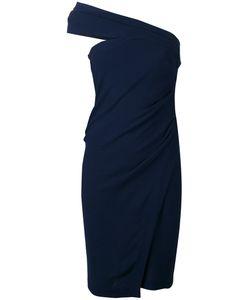 Dsquared2   One-Shoulder Gathered Dress M