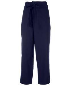 P.A.R.O.S.H. | P.A.R.O.S.H. Belted Cropped Trousers M
